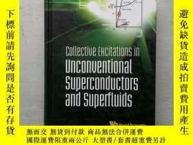 二手書博民逛書店collective罕見ehcitations in unconventional superconductors