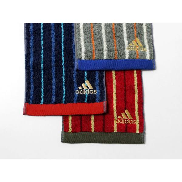 日本限定Adidas愛迪達毛巾長方巾抗菌條紋358839代購通販屋