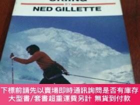 二手書博民逛書店CROSS-COUNTRY罕見SKIING BY END GILLETTE 越野滑雪的吉列(英文原版)Y204