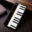 Sony Xperia M5 E5653 手機殼 硬殼 鋼琴琴鍵