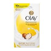 美國Olay 美容香皂-乳油木(106g*6/組)*4