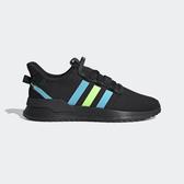 Adidas Upath Run [EG5330] 男鞋 運動 休閒 百搭 經典 復古 透氣 輕量 愛迪達 黑 水藍
