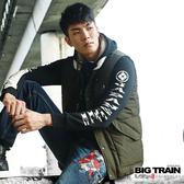 Big Train 仿羊絨立領絲棉背心-深綠-B4014646