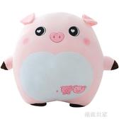 豬毛絨玩具娃娃女生大號玩偶可愛女孩公主抱著睡覺的懶人抱枕公仔MBS『潮流世家』