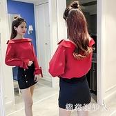 很仙的牛仔外套女秋季2019新款韓版百搭短款修身薄外套夾克外衣 PA10369『棉花糖伊人』