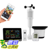 [8美國直購] 天氣觀測 溫度濕度計 La Crosse 5-in-1 Professional Wireless Weather Station A1247078