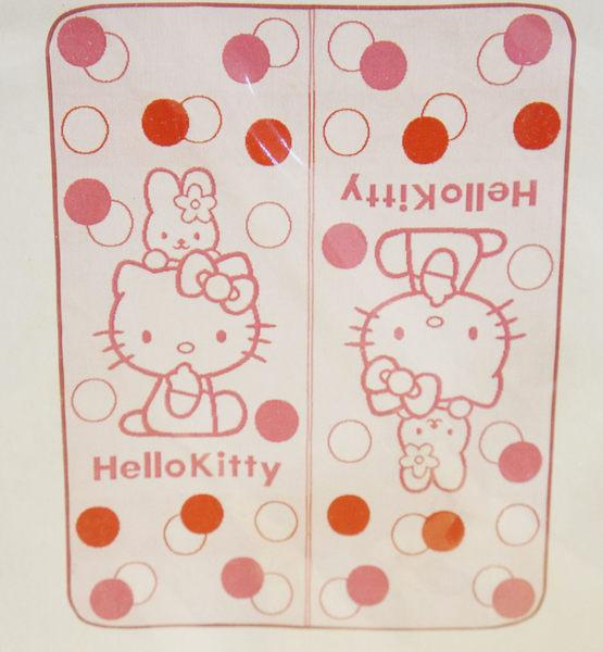 【震撼精品百貨】Hello Kitty 凱蒂貓~大草蓆~紅側坐【共1款】