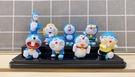 【震撼精品百貨】Doraemon_哆啦A夢~日本食玩擺飾-8入盒裝*20219