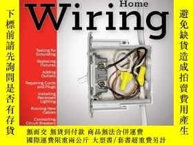 二手書博民逛書店Popular罕見Mechanics Home Wiring-大眾機械家居布線Y443421 Albert J