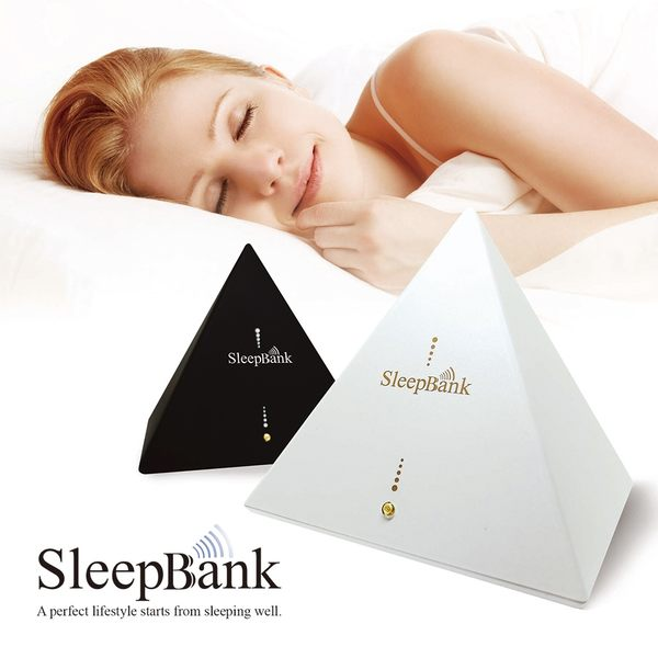 SleepBank睡眠撲滿-白-生活工場