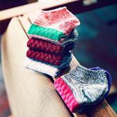 襪子女士日系原宿船襪 免運