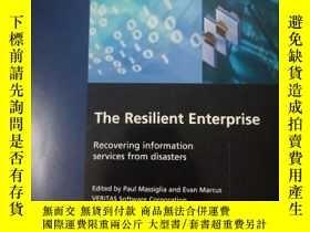 二手書博民逛書店The罕見Resilient EnterpriseY274547