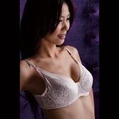 【南紡購物中心】【華歌爾】優雅蕾絲全罩式胸罩 D罩杯(溫柔粉)
