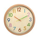 掛鐘吊鐘裝飾家用個性鐘錶時鐘掛鐘客廳時尚現代簡約靜音大氣北歐錶創意潮流鐘Igo 摩可美家