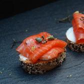 【盛和風食集】紐西蘭煙燻國王鮭魚 (2片)
