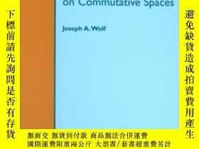 二手書博民逛書店Harmonic罕見Analysis On Commutative Spaces (mathematical Su