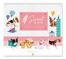 2019月曆 JL616 Sweet遊台灣*13張-單月曆 ~天堂鳥月曆