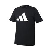 ADIDAS 男短袖T恤(純棉 亞規 休閒 上衣 慢跑 愛迪達 免運 ≡排汗專家≡