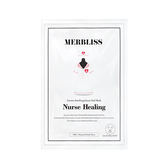 韓國 MERBLISS 護士面膜(鎮定修護)25g單片入【小三美日】安宰賢代言