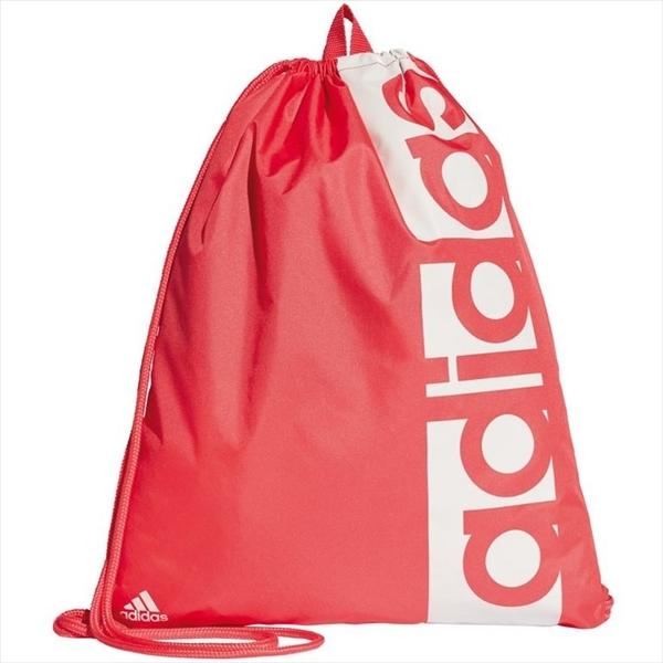 樂買網 Adidas 18SS 愛迪達 束口包 輕便鞋袋 LIN PER GYM BAG系列 CF5016