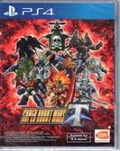 現貨中 PS4遊戲 超級機器人大戰 T Super Robot Wars T 中文亞版【玩樂小熊】