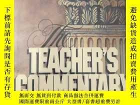 二手書博民逛書店the罕見teacher s commentaryY206622 Lawrence o. richardso