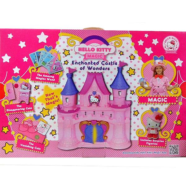 Hello Kitty 玩具 / KT魔術城堡組 KT01009