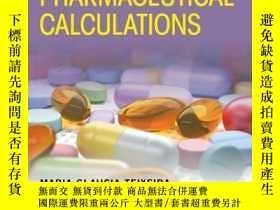 二手書博民逛書店Pharmaceutical罕見Calculations, 5th EditionY410016 Maria