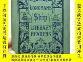 二手書博民逛書店Longmans罕見Ship Literary Readers(The Sixth Reader)1897年倫敦版