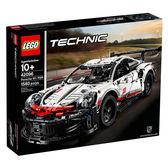 LEGO 樂高 TECHINIC 科技系列 42096 Porsche 911 RSR 【鯊玩具Toy Shark】