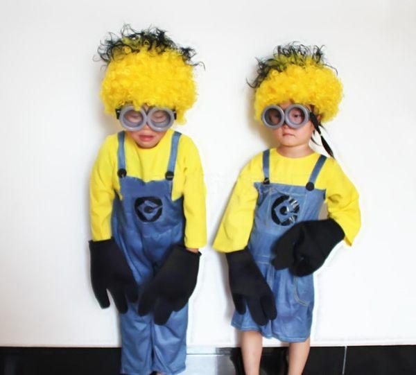 衣童趣♥小小兵 造型可愛眼鏡 造型可愛假髮 兩款可選 小黃人配件 【D017】