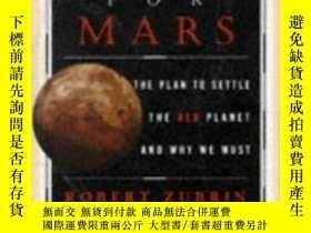 二手書博民逛書店The罕見Case For MarsY256260 Robert Zubrin Simon And Schus
