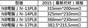 ^聖家^藍光博士NB筆電15吋頂級抗藍光護目鏡 JN-15PLB【全館刷卡分期+免運費】
