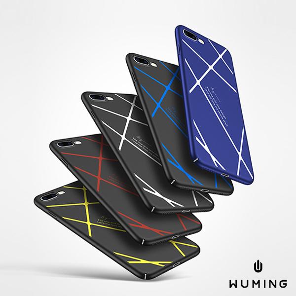 個人風格 iPhone X 8 i7 Plus 手機殼 保護殼 硬殼 防摔 四角加固 鏡頭保護 『無名』 M09117