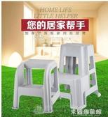 梯椅梯凳家用二步梯椅臺階凳腳踏凳登高凳洗車凳子兩步凳高低凳梯子凳米蘭潮鞋館YYJ