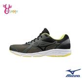 Mizuno慢跑鞋 男鞋 SPARK 5 運動鞋 跑步鞋 訓練鞋 輕量 耐磨運動鞋 美津濃 J9206#墨綠◆OSOME奧森鞋業