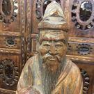 8號店鋪 森寶藝品傢俱 老件 壽翁 樟木