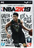 現貨中 NBA2K19 PC遊戲 美國職業籃球 NBA 2K19 中文亞版 NBA2K19【玩樂小熊】