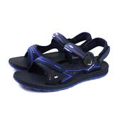 G.P 阿亮代言 涼鞋 雨天 深藍色 男鞋 G0790M-20 no237