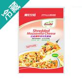 寶宏安柏比薩調理專用乳酪絲300g【愛買冷藏】
