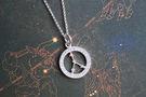 925銀+鋯石小星星 巨蟹座 Cance...