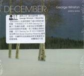 【停看聽音響唱片】【CD】鋼琴之神喬治溫斯頓:十二月