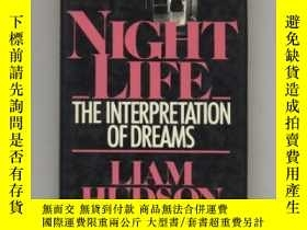 二手書博民逛書店Night罕見Life: The Interpretation