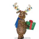 [COSCO代購 4222] 促銷至10月29日 W1487675 60吋 LED聖誕麋鹿裝飾