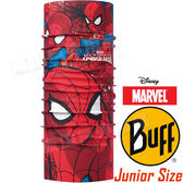 BUFF 116099_漫威授權-蜘蛛人 Junior Original 創意魔術頭巾 排汗脖圍 東山戶外