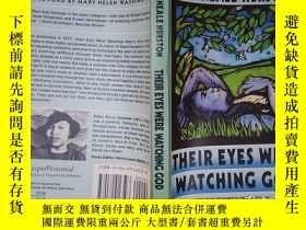 二手書博民逛書店Their罕見Eyes Were Watching God (詳