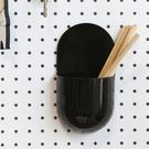 洞洞板專用 置物架 收納架【G0056】inpegboard洞洞板專用磁性收納架 單口袋(窄) 台灣製 收納專科