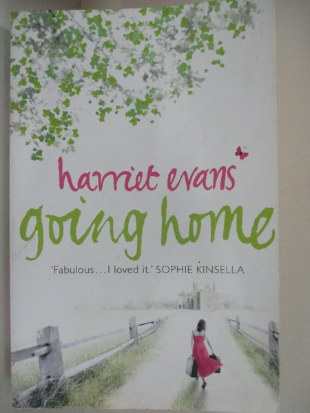 【書寶二手書T9/原文小說_H6M】Going Home_Harriet Evans