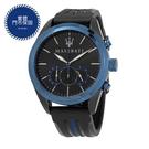 MASERATI WATCH 瑪莎拉蒂手錶 R8871612006 藍賽道三環錶 錶現精品 原廠正貨