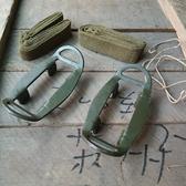鐵腳碼71年鐵腳馬四齒錳鋼攀登山戶外腳扣冰爪雪爪防滑器鞋套 台北日光